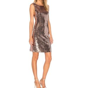 Garland Sequin Dress